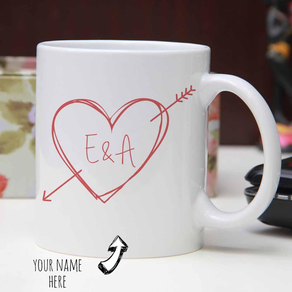My Love Personalised Mug