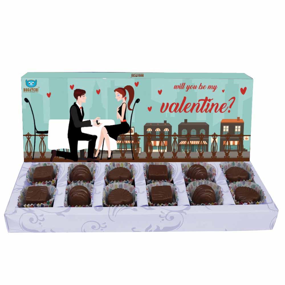 Bogatchi Be my Valentine 120 g