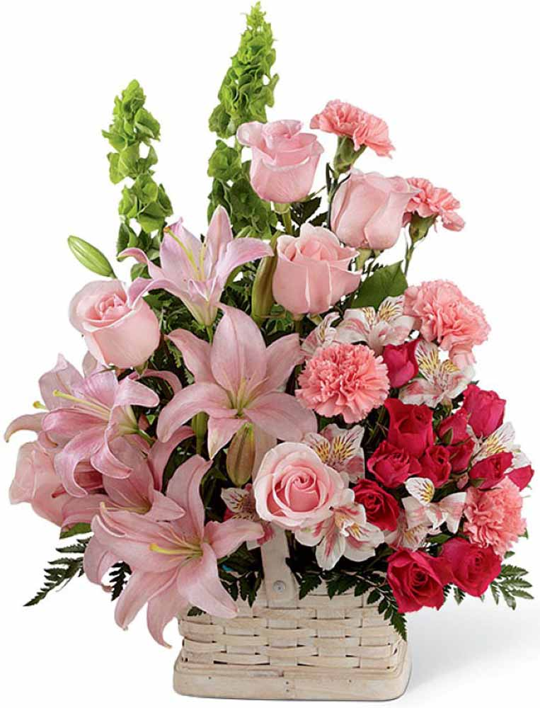Valentine Flowers-Surpassing Valentine Floral Gift