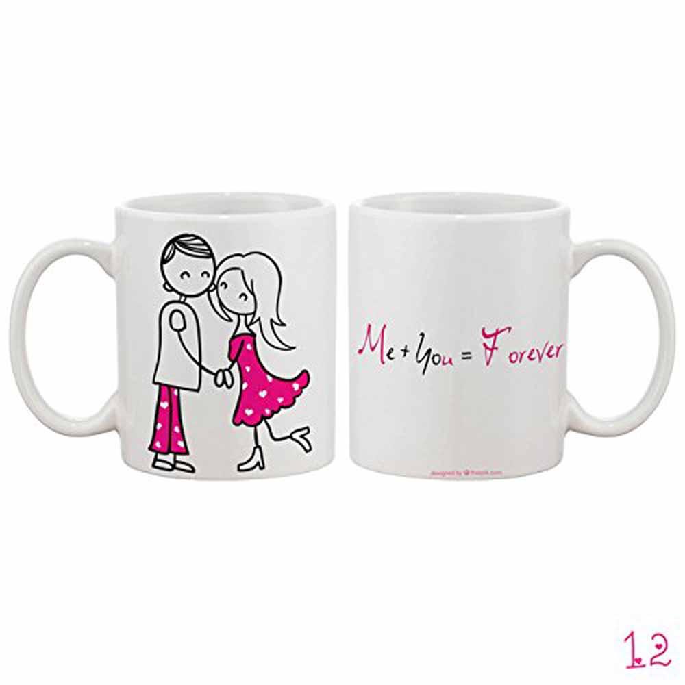 Me You Forever Mug