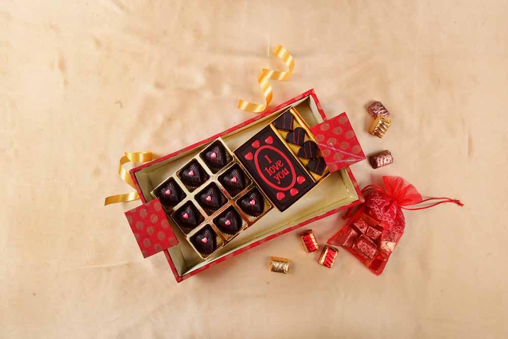 Designer Chocolate Hamper