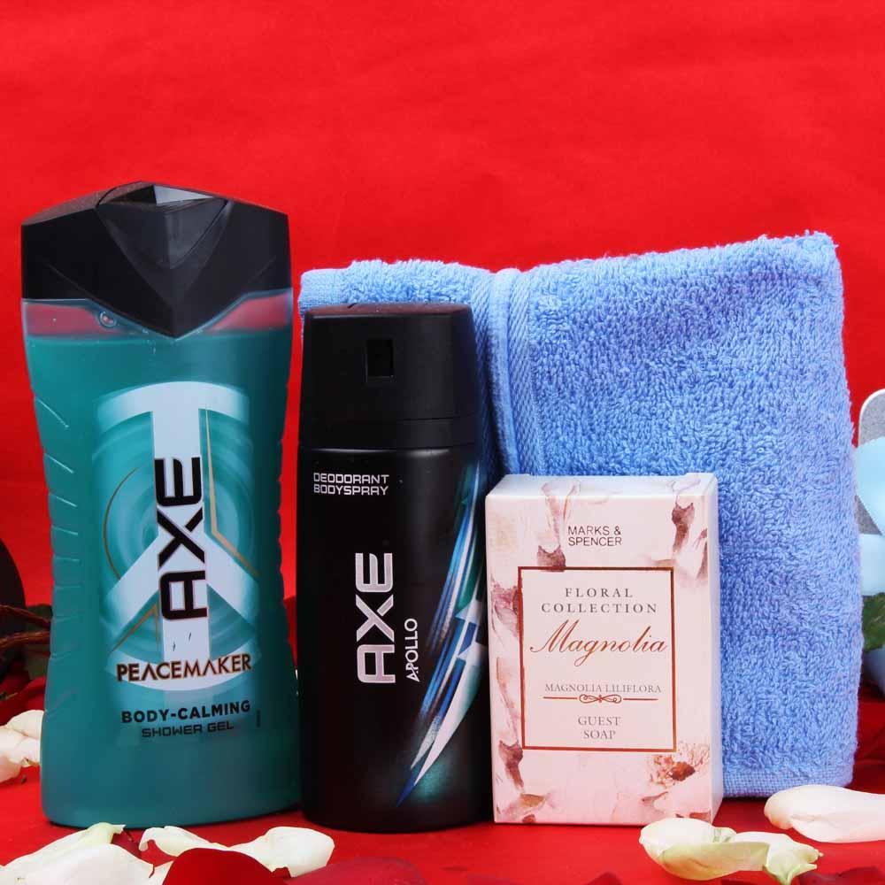 Axe Grooming Gift Combo