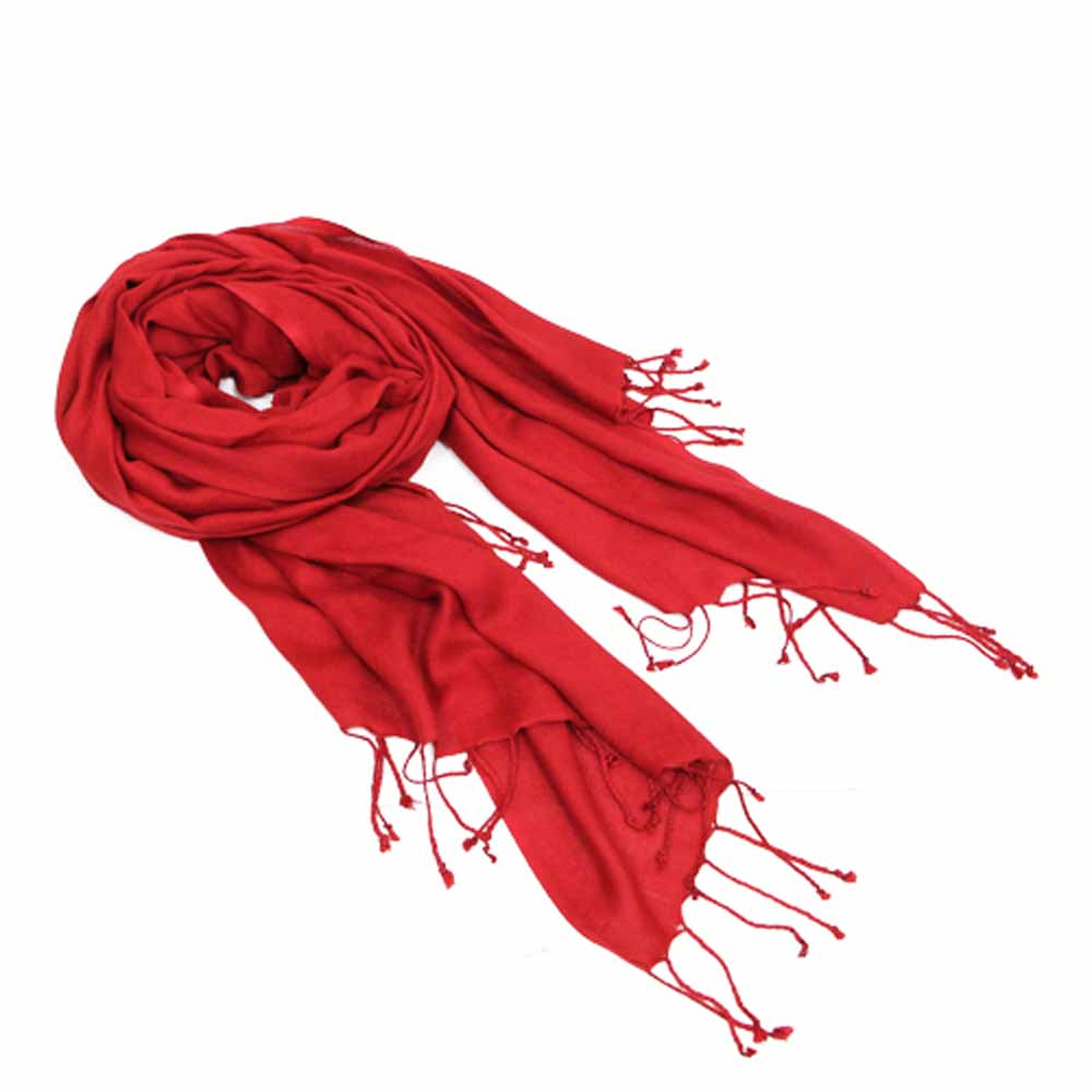Fabulous Red Stole