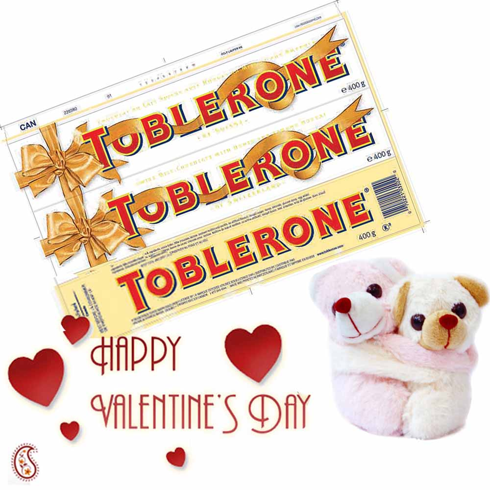 Toblerone Gift Hamper with Love Expressions