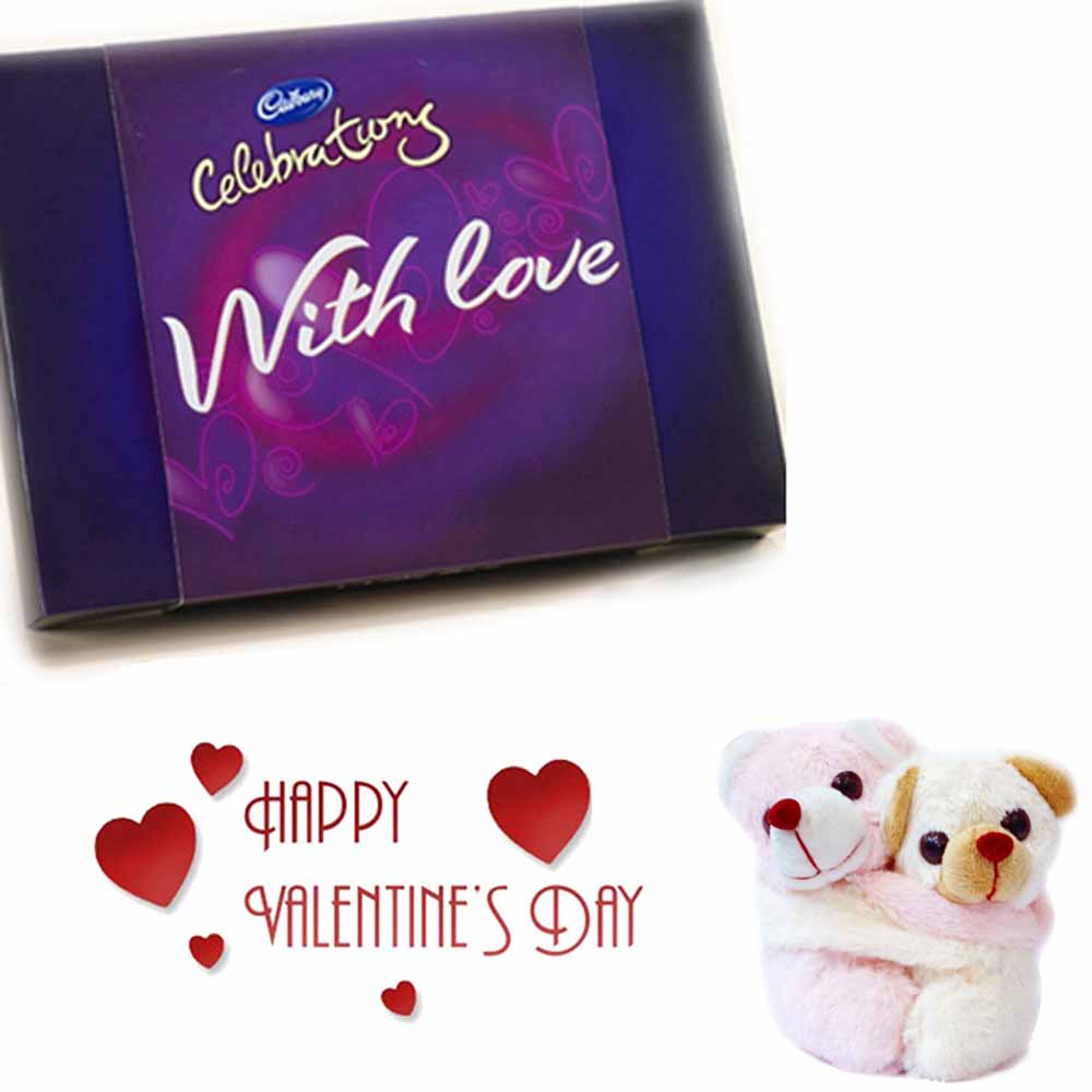 Cadburys Celebration Box with Love Expressions