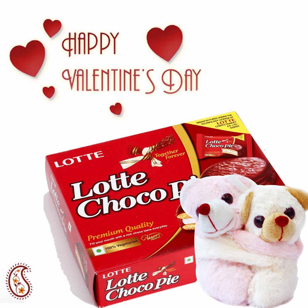Lotto Choco Pie Box