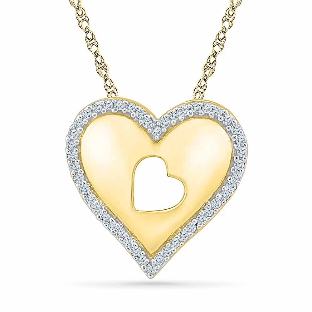 Beloved Diamond Pendant