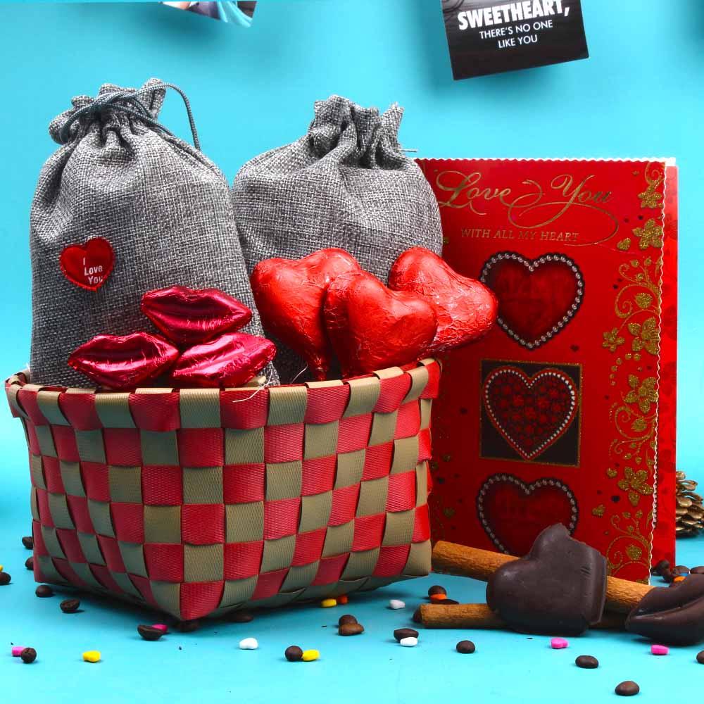 Valentine Sensational Chocolate Combo