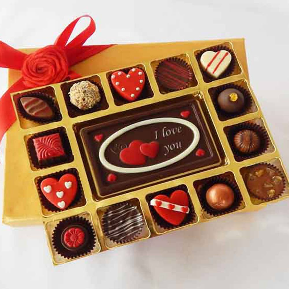 Assorted Valentines Chocolate Cheer