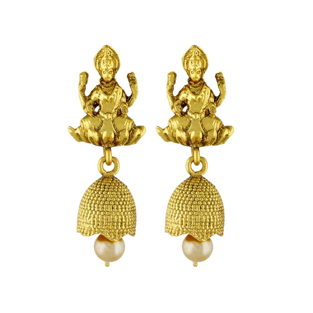 Antique Laxmi earrings