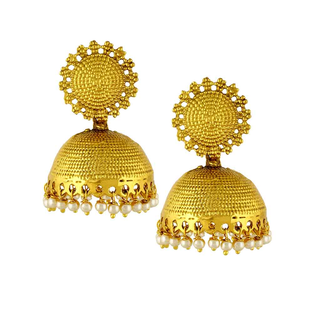 Traditional Jhumki?