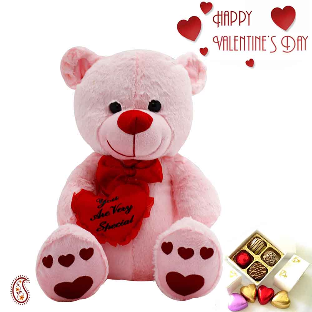 Cute Teddy with You Are So Special Message