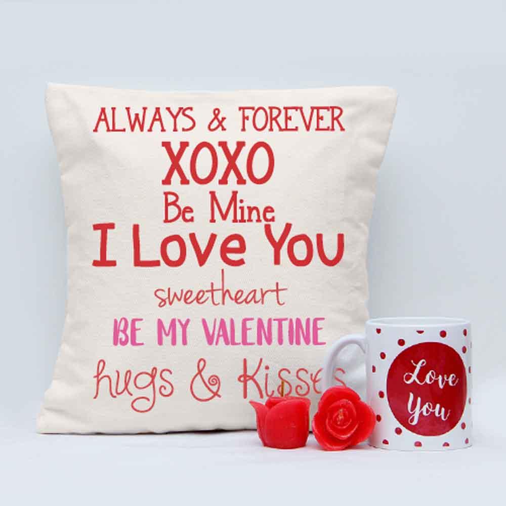 View Hug & Kiss Day Gift