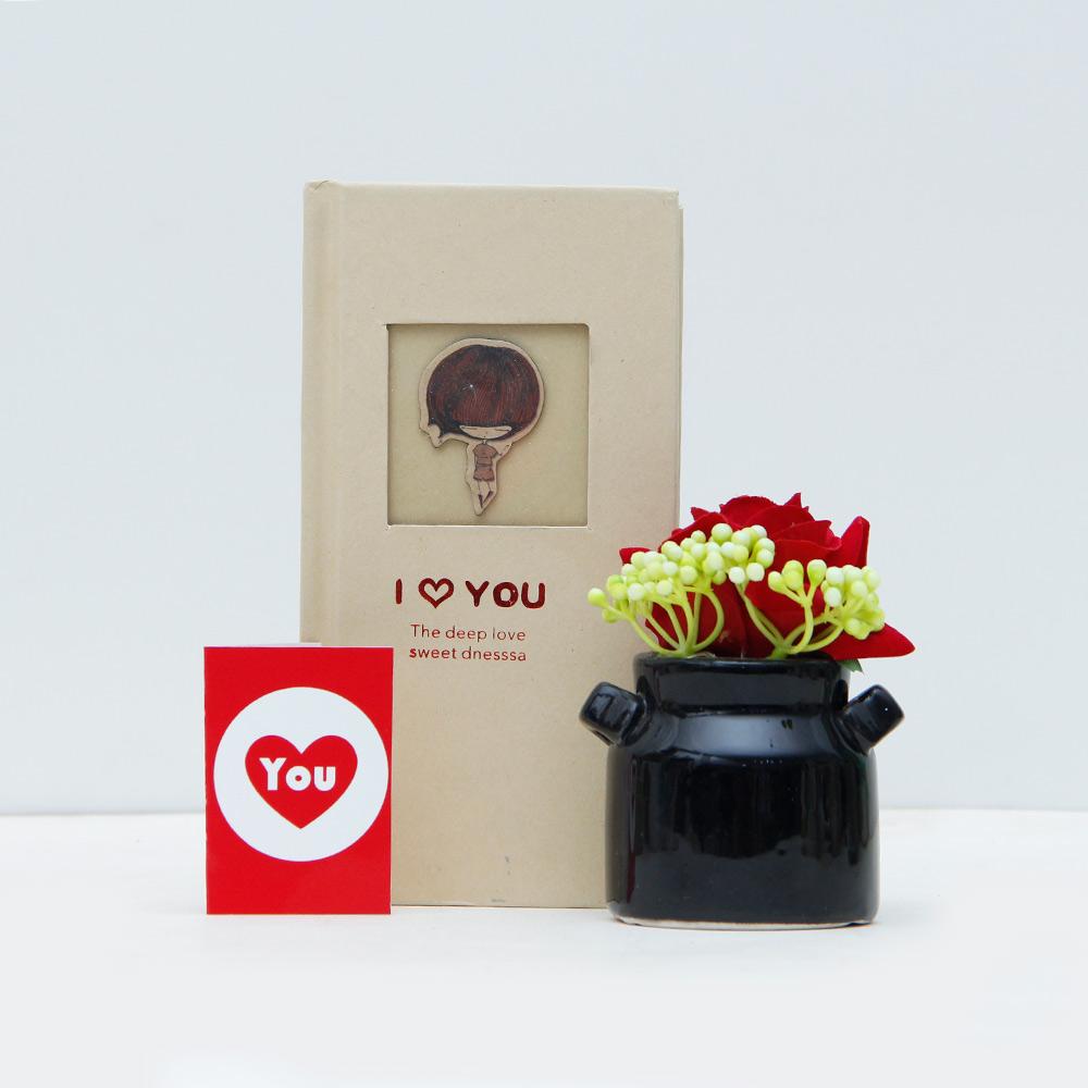 View Rose Day Valentine Gift