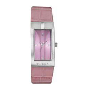 Titan-Titan Purple Collection Watch for Women