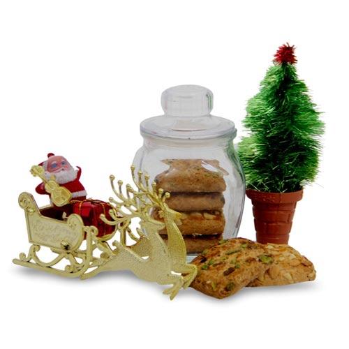 Snow Chariot N Cookies