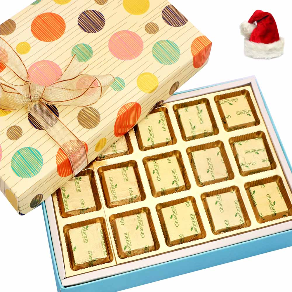 Polka Dots 15 pcs Chocolate Box