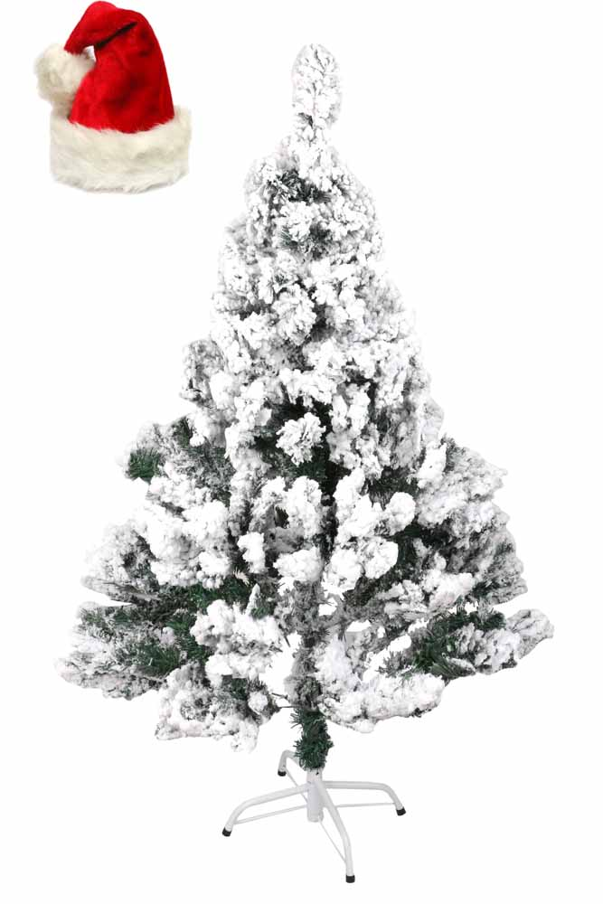 German Snow Christmas Tree 4 Feet