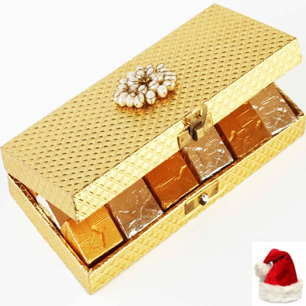 Sugarfree Golden Mix Nuts Chocolate Box