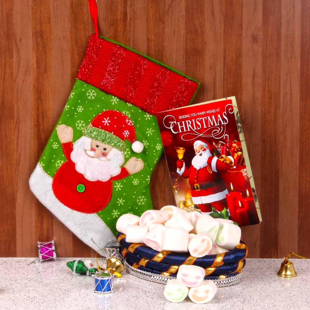 Christmas Hampers-Santa Claus Special Xmas Combo