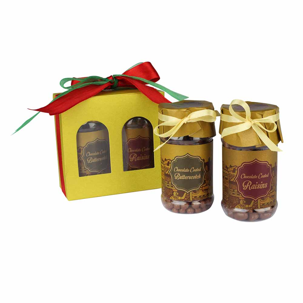 Chocolates & Cookies-Itsy Bitsy Sweet Delight