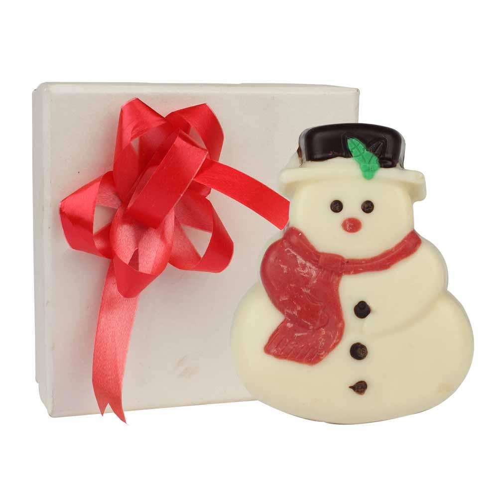 Chocolates & Cookies-Chocolate snowman
