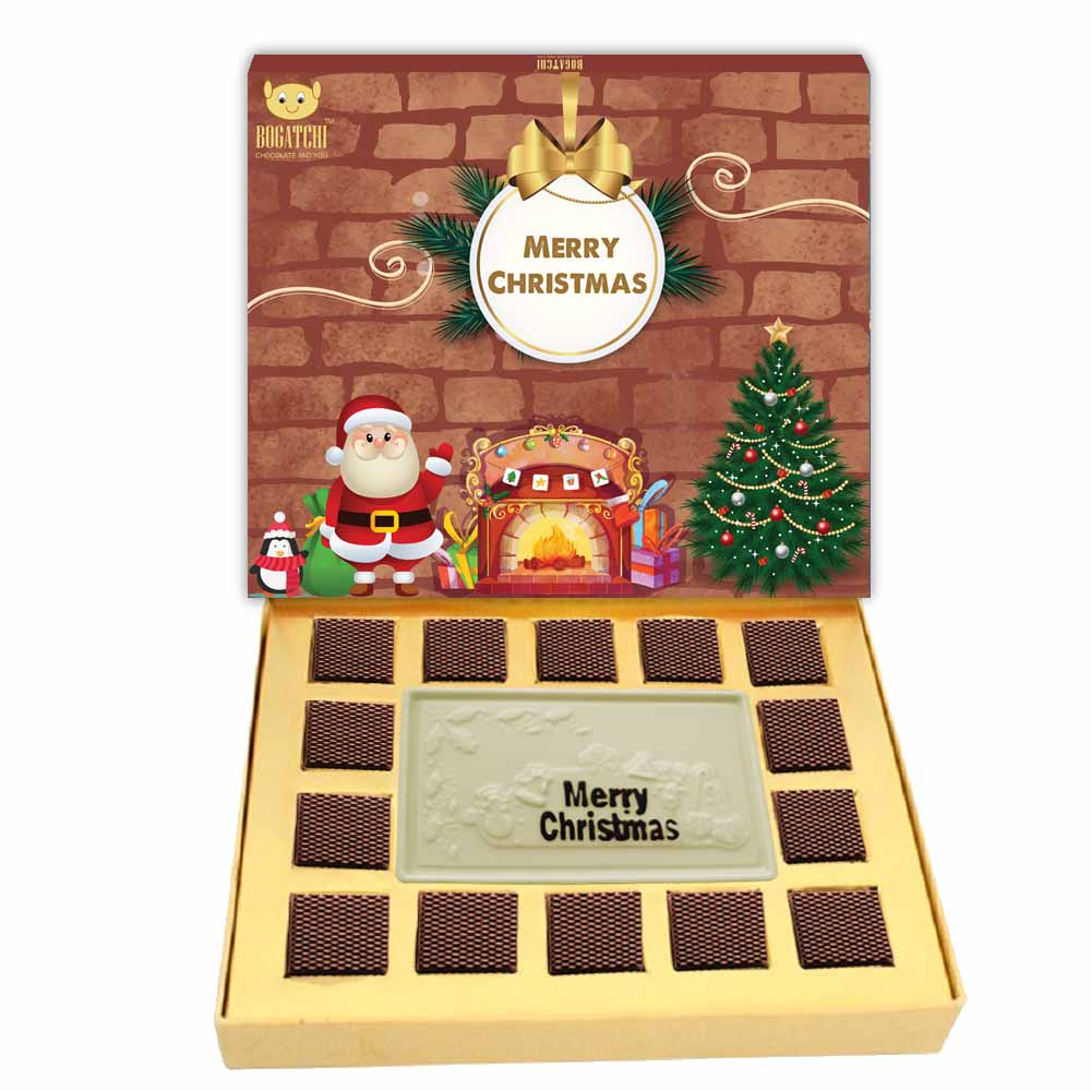 Bogatchi Christmas Choco Gifts 259 g