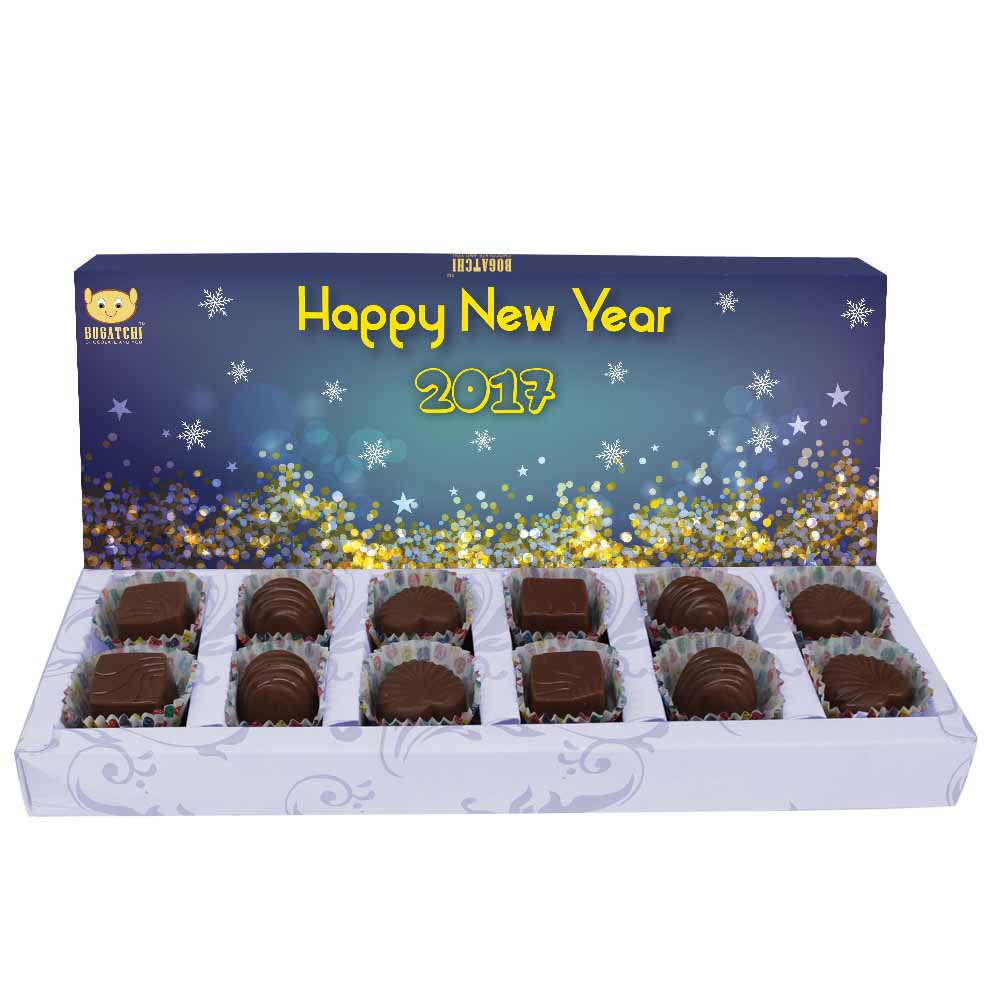 Bogatchi New Year Wishes 120 g