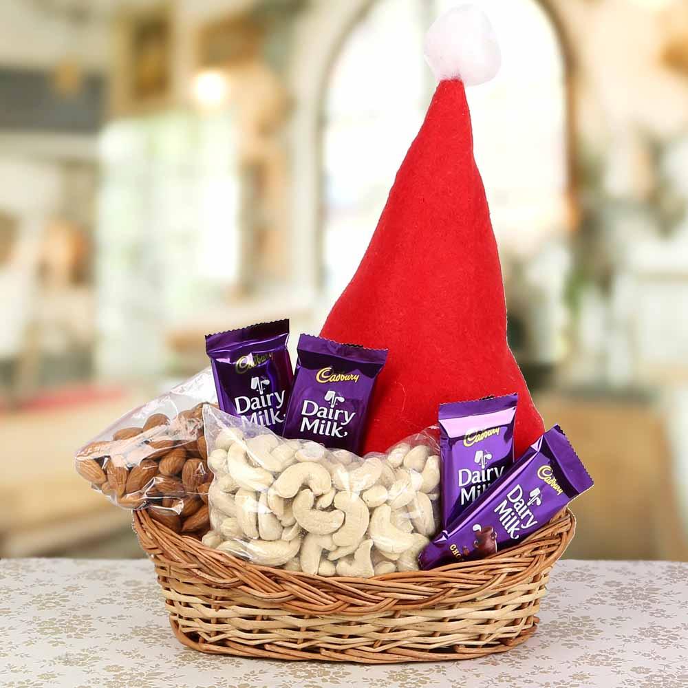 Delightful Gift Basket-Christmas Gift