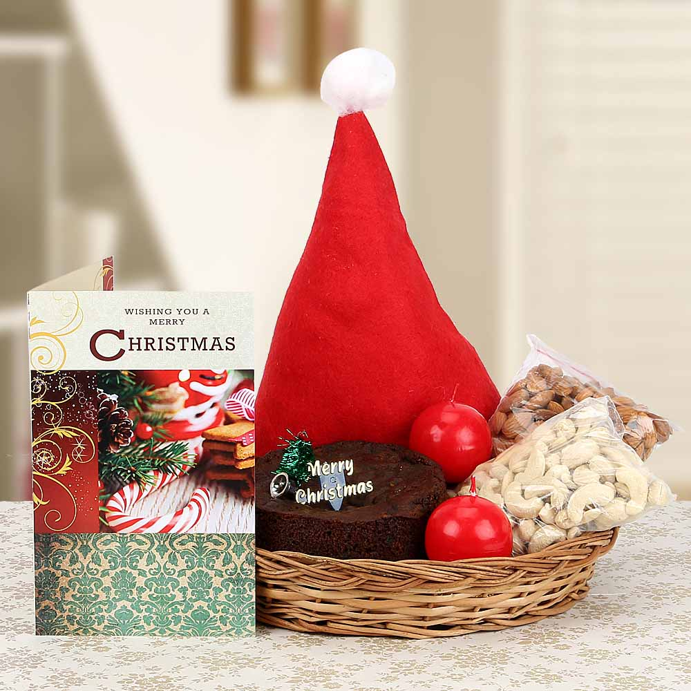 Basket of Sumptuousness-Christmas Gift