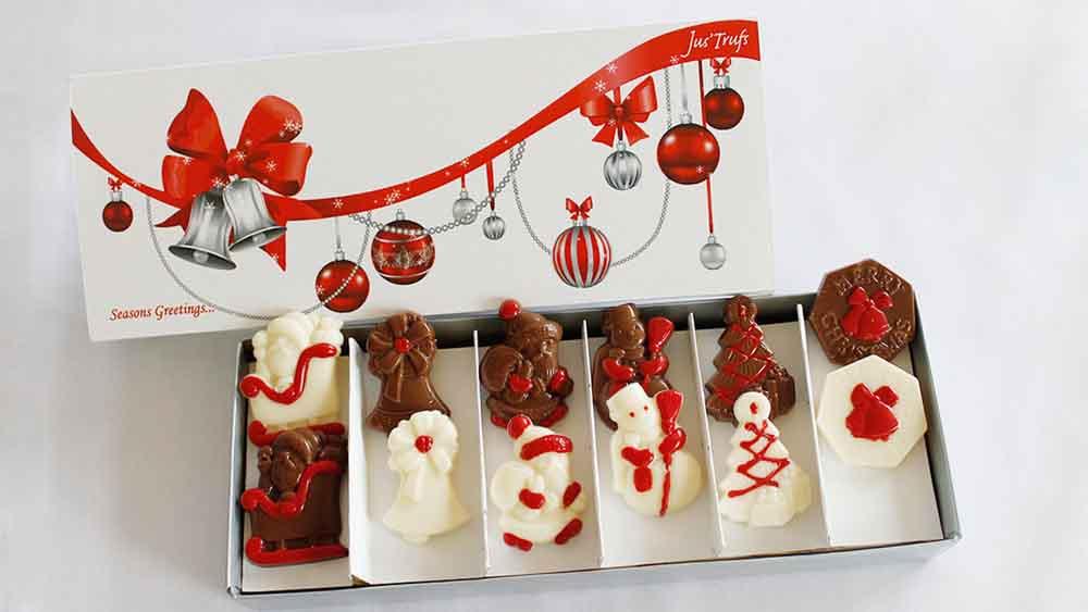 Christmas Chocolate Cheer