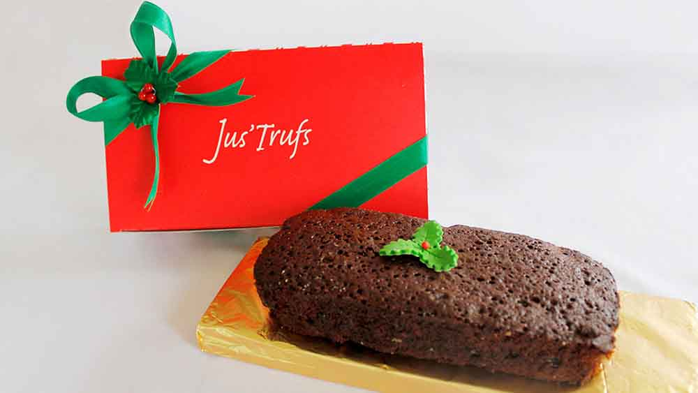 Rich Christmas Plum Cake