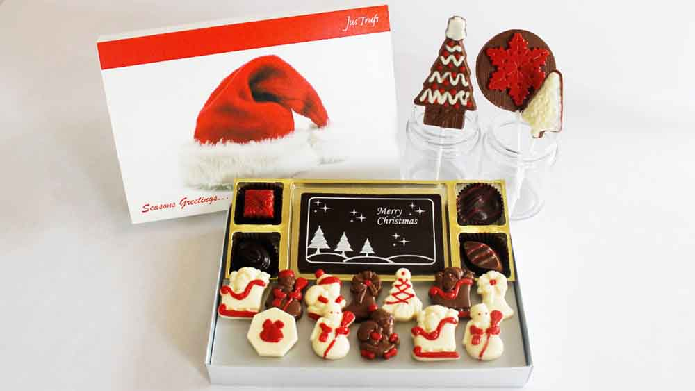 Joy of Christmas Chocolates