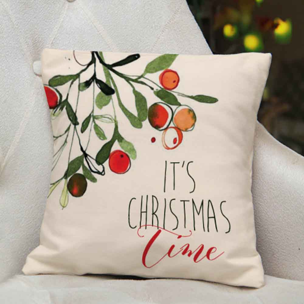 Christmas Printed Cushion