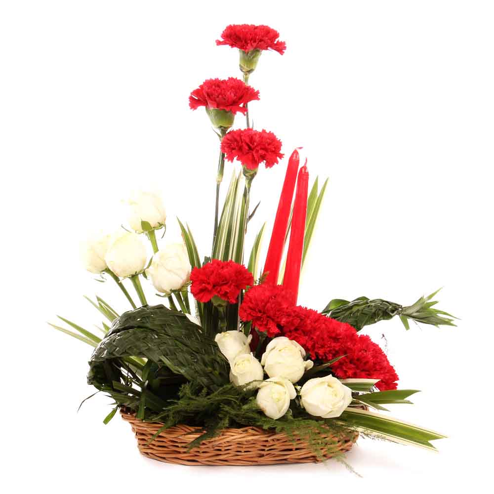Fresh Flowers-Serene Expression Of Love