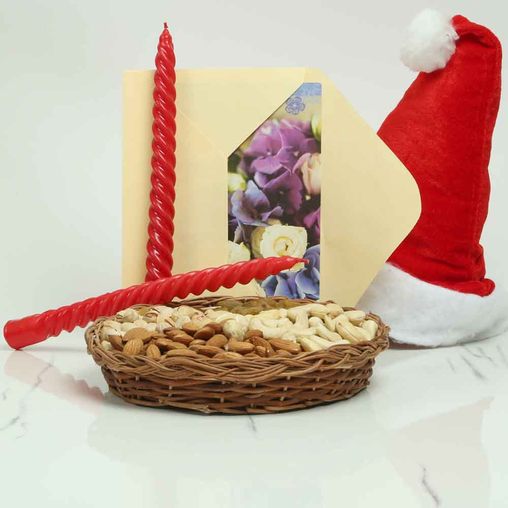 Floral Hampers-Santa From Dream