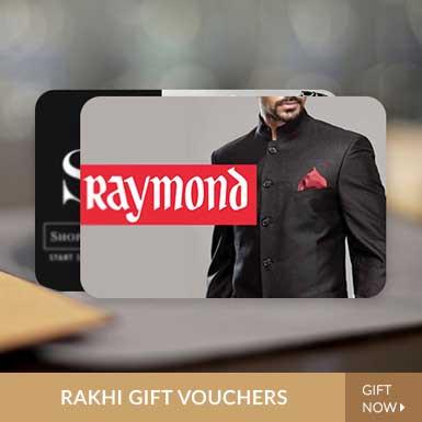 Send Rakhi Gifts to India | Taj Online