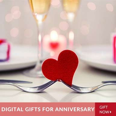 Digital Anniversary Gifts