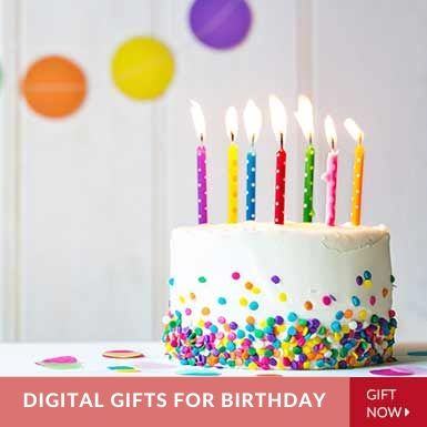 Digital Birthday Gifts