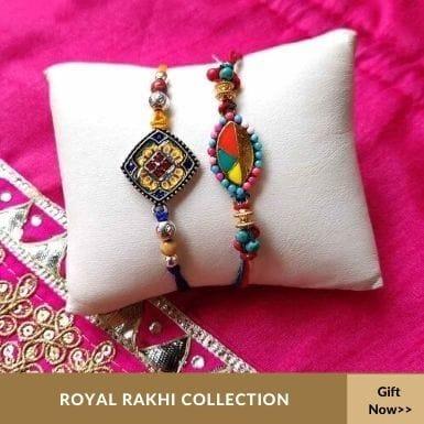 Royal Rakhi Collection