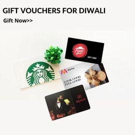 Gift Vouchers for Diwali